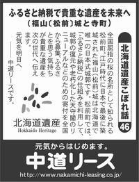 北海道遺産 こぼれ話 46 ふるさと納税で貴重な遺産を未来へ