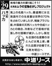 北海道 地域の魅力 29 ハッカ