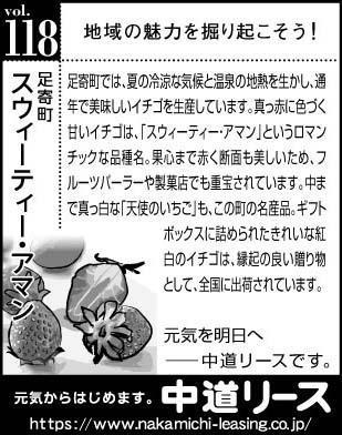 北海道 地域の魅力118 スウィーティー・アマン